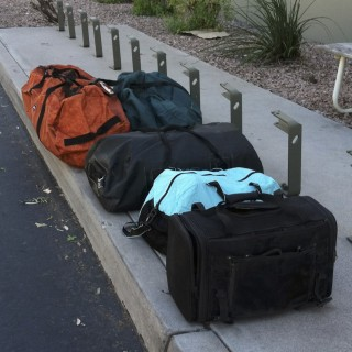 Gear – what do you have in all those bags?