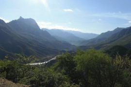 Copper Canyon: the ride from Bahuichivo to Urique video