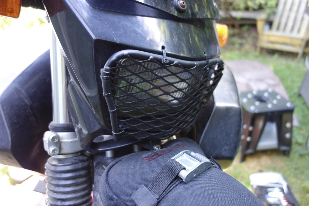 Headlight guard