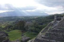 Mayan ruins of southern Mexico slideshow