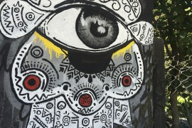 Oaxaca and Chiapas street art slideshow