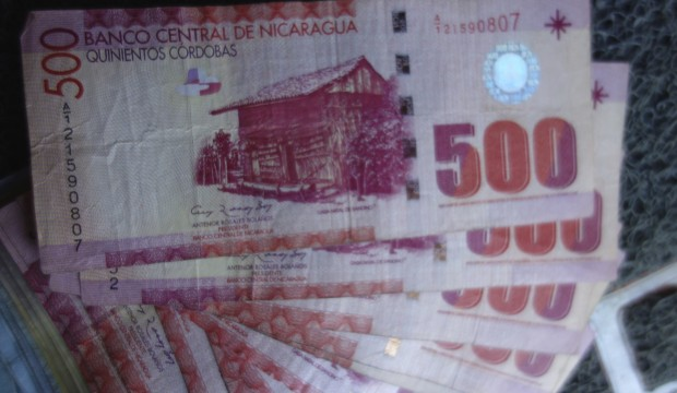 Expense Report: Nicaragua