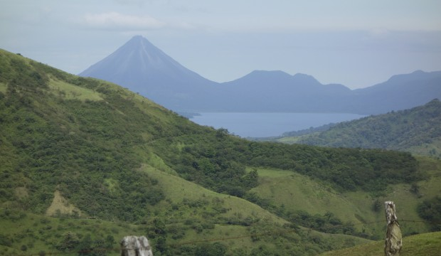 Costa Rica – great camping but we're in a hurry