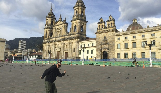 The Prom Queen Falters: Bogota, Colombia