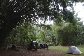 Colombia Accommodation and Route