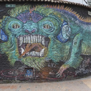 Colombia Street Art Slideshow