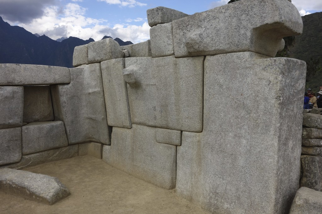 The stonework is impeccable. Seeing craftsmanship like this puts to rest any notion that the Incas were less advanced than Europeans of the same era.