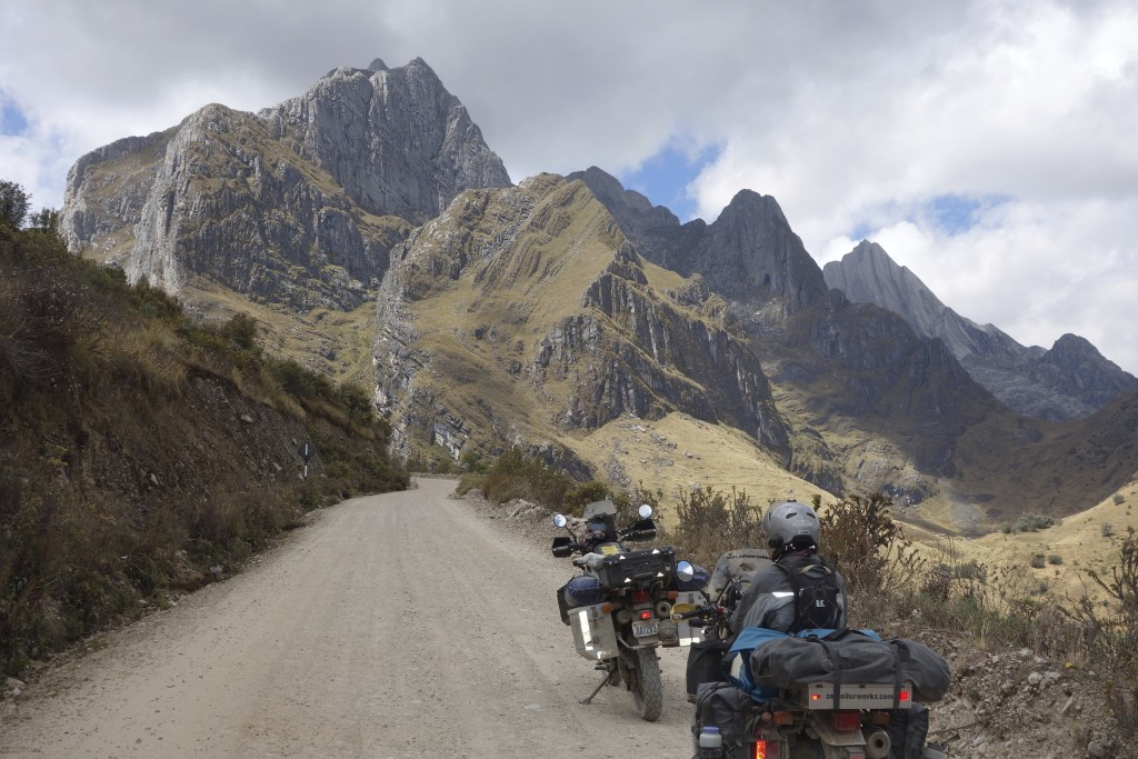 The stuff of daydreams. Central highlands, Peru.
