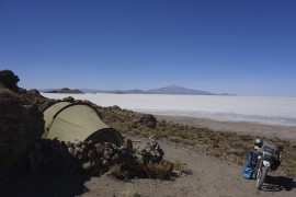 Bolivia Accommodation & Route