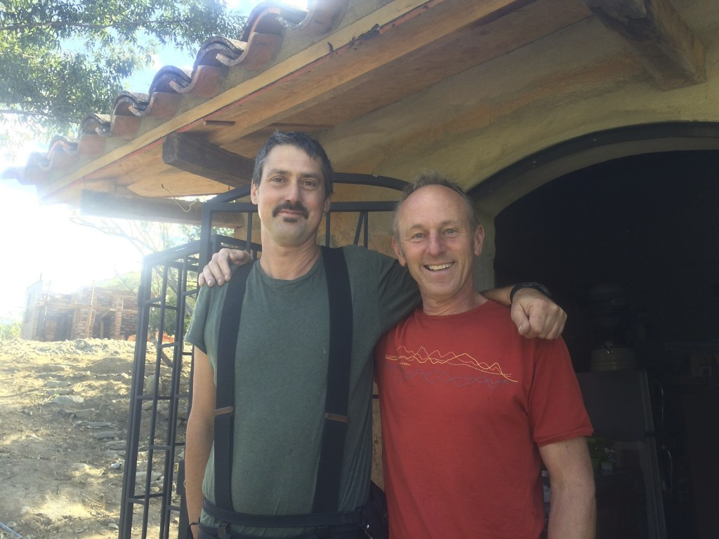 Scott has found a new life in Ecuador and kindly let us camp on his property for as long as we liked. A remarkable friend we made in a short amount of time and a reason in itself to return to Ecuador someday.