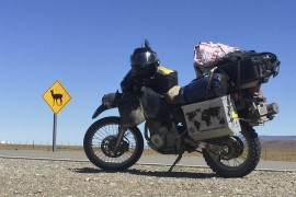 Chile to Argentina Border Crossing: Paso Jeinimeni