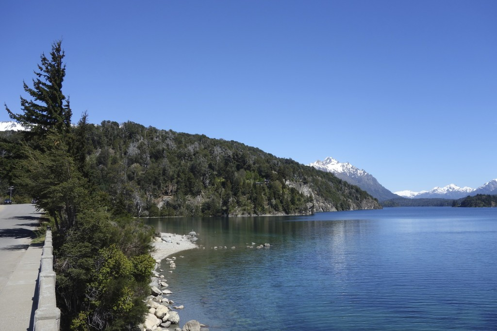 A Sunday ride north of Bariloche, Argentina was deliciously slow paced, warm, and an utterly satisfying way to spend a lazy afternoon.