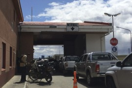 Chile to Argentina Border Crossing: Paso de Integracion Austral