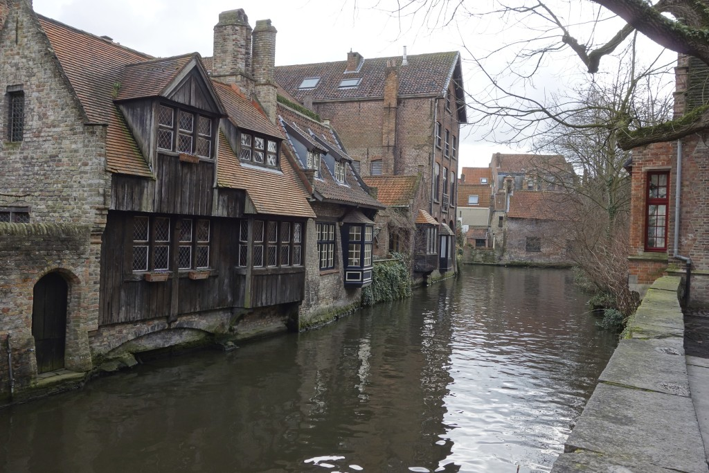 "Old world charm is all around us and ""cuteness"" overload is a distinct possibility in Brugge, Belgium."