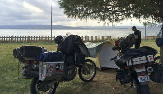 Turkey Accommodation and Route