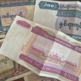 Expense Report: Myanmar