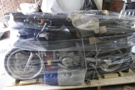 How to airfreight your motorcycle