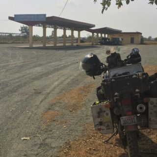 Laos to Cambodia Border Report