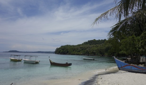 Indonesia Route and Accommodation