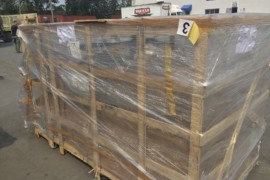 How to ship your motorcycle as cargo by sea